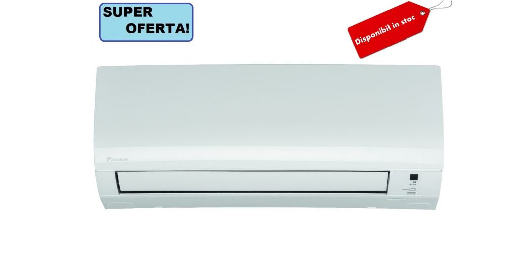 Poza Aer Conditionat Daikin - 12000 btu - FTX35KM / RX35KM Inverter 1