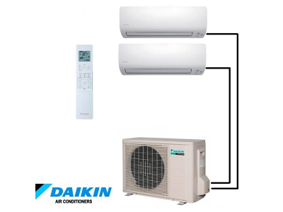 Poza Aer conditionat Daikin - Dublusplit