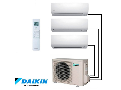 Poza Aer conditionat Daikin - Tripluspli