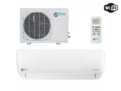 Poza Aer conditionat T-Klima - 12000 btu - AC-12TK-T, Inverter, WiFi inclus, Ionizare, 5ani compresor, WiFi Inclus 4